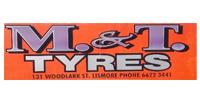 Lismore Turf Club - Sponsors - M&T Tyres