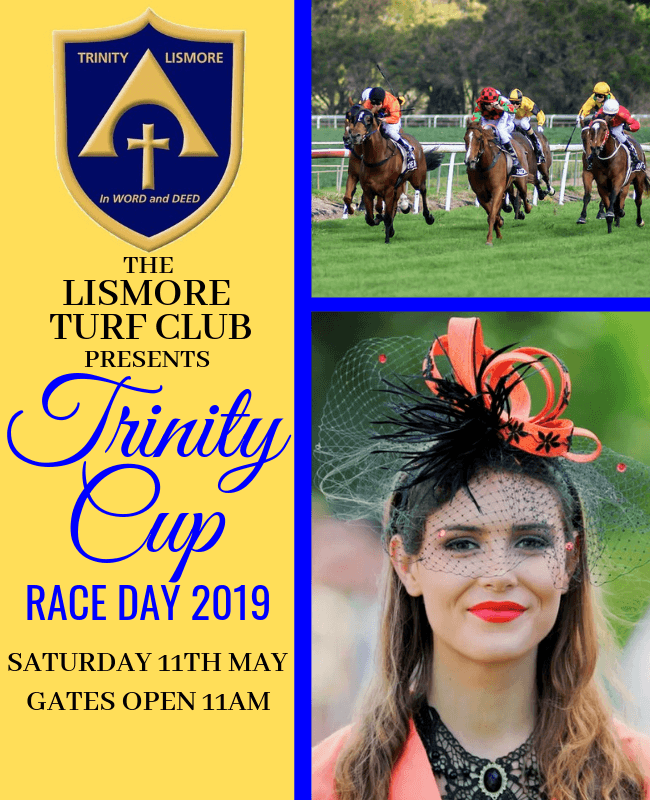 Trinity Cup - Race Day - Saturday 11th May @ Lismore Turf Club | North Lismore | New South Wales | Australia