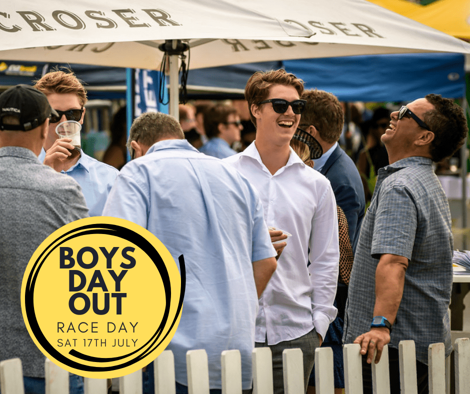 RACES: BOYS DAY OUT!!! - Saturday 17th July @ Lismore Turf Club | North Lismore | New South Wales | Australia
