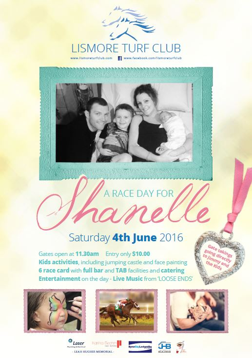 A Race Day for Schanelle Sat 4th June 2016