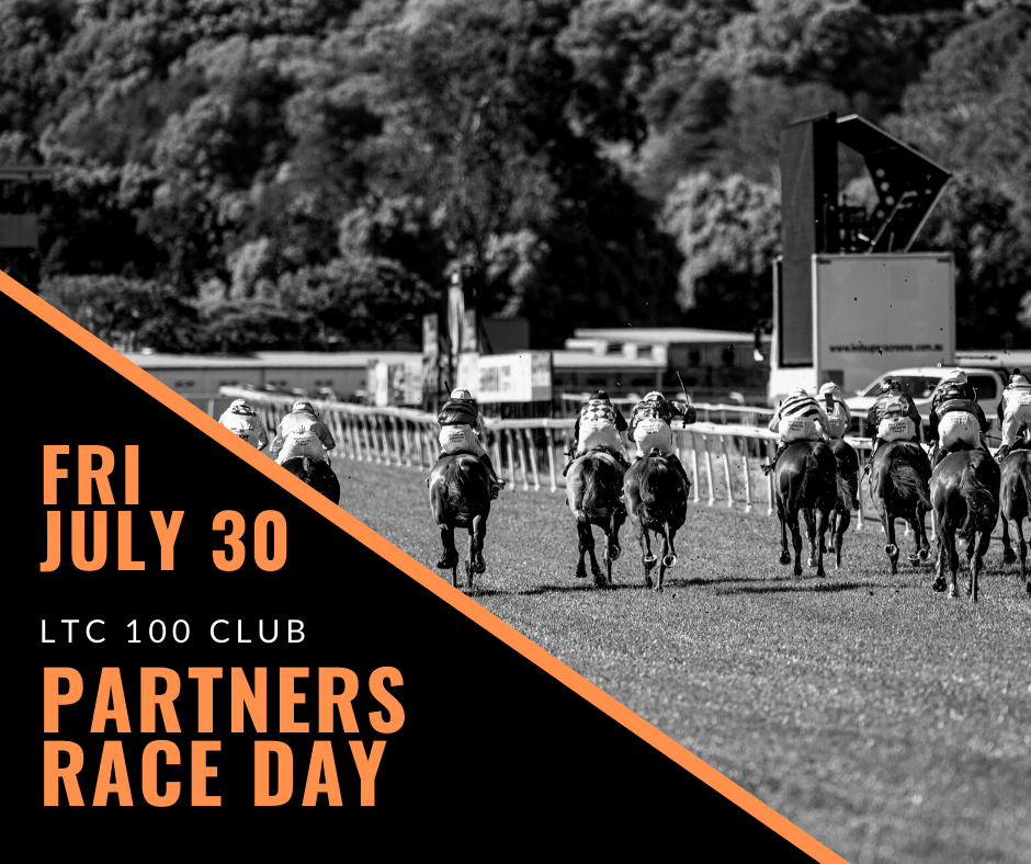 RACES: 100 Club Partners Race Day - Friday 30th July @ Lismore Turf Club | North Lismore | New South Wales | Australia