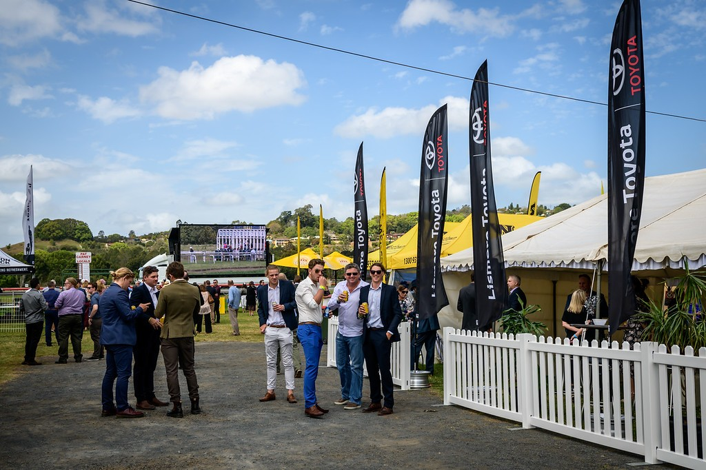 Lismore Cup - Staffed Marquee