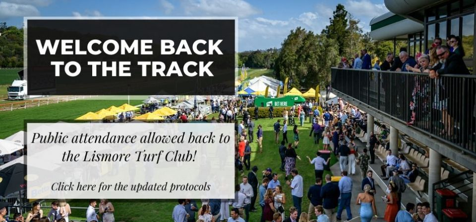 COVID-19 UPDATE: Back to the Track