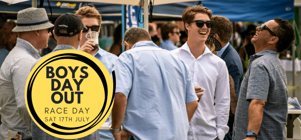 Boys Day Out – Races
